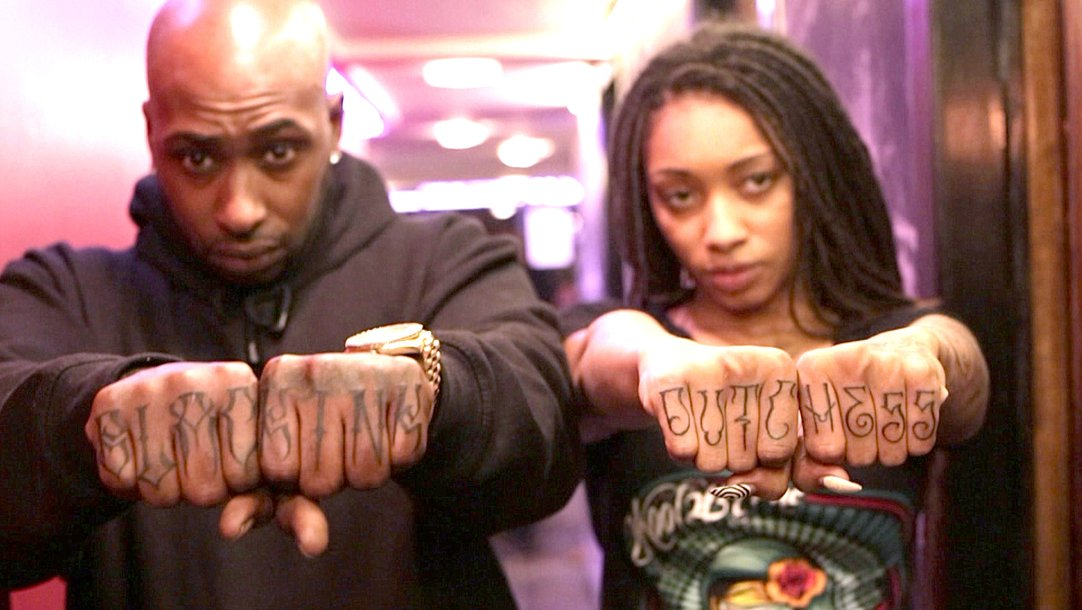 Ceaser And Dutchess Get Knuckle Tattoos Black Ink Crew Video Clip