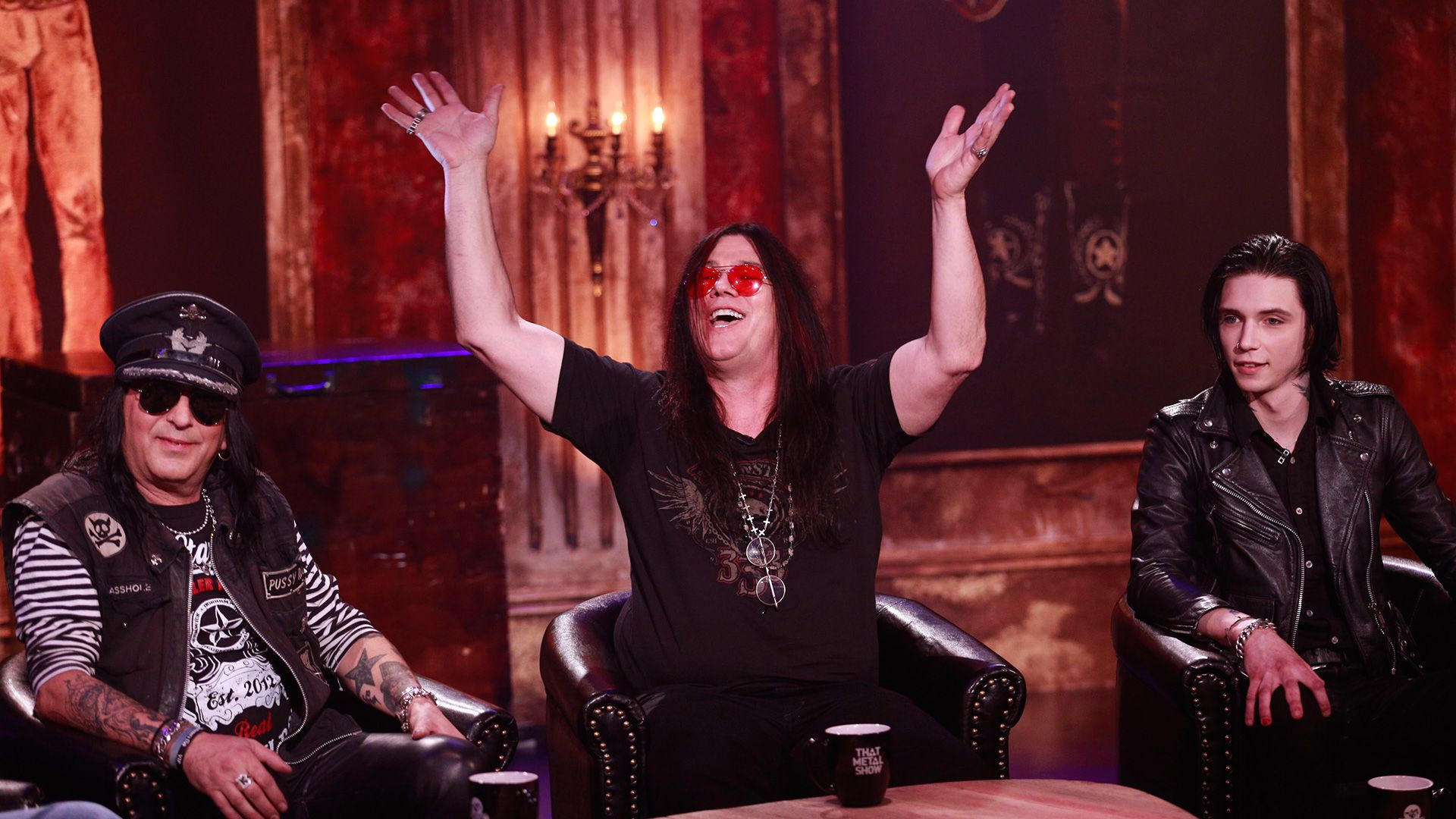 that metal show season 14 ep 11 taime downe mark slaughter andy biersack full episode vh1. Black Bedroom Furniture Sets. Home Design Ideas