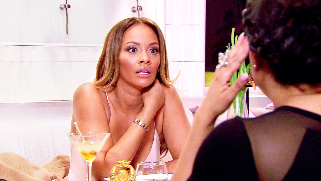 Shaunie Gossips With Evelyn Lozada Basketball Wives La Video Clip Vh1