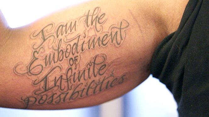 ce708b732 Infinite Possibilities Tattoo - Black Ink Crew (Video Clip) | VH1