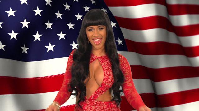 Cardi B Hip Hop: Video Clip From Love & Hip Hop