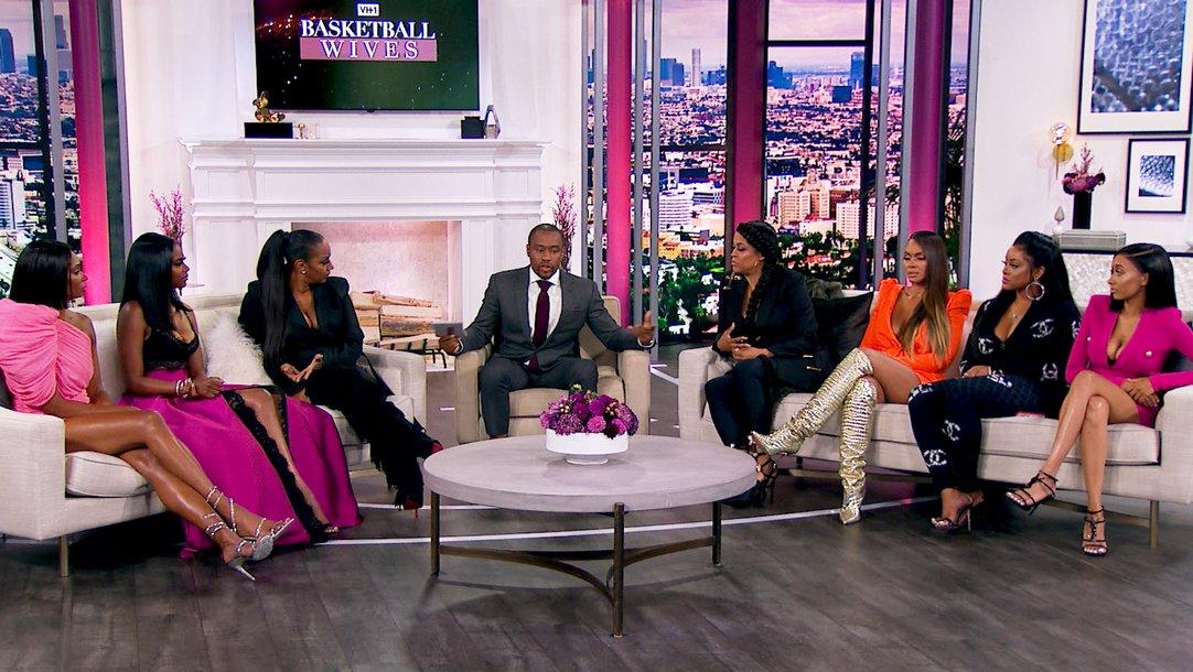 Basketball Wives Season 8 Ep 17 Reunion Pt 1 Full Episode Vh1