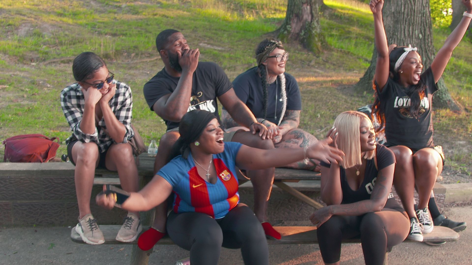When does black ink crew come back on