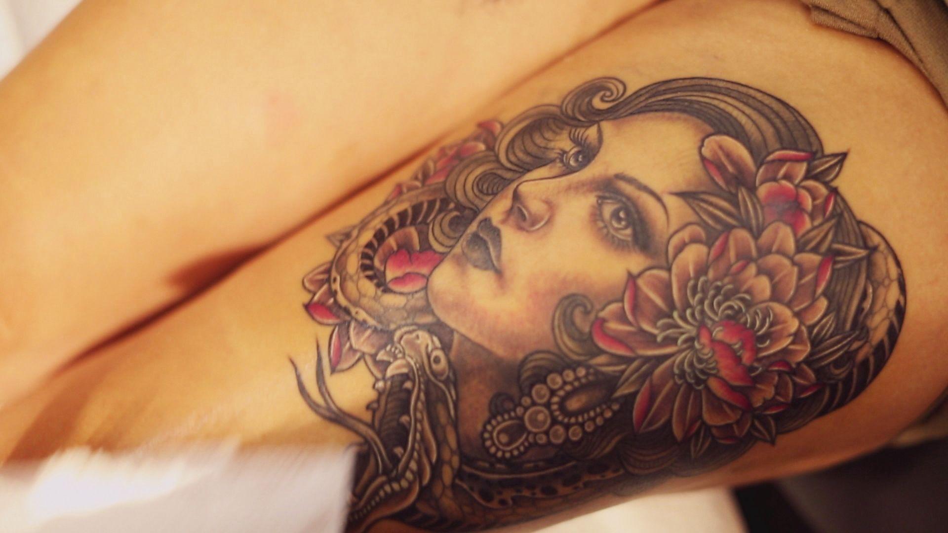 Remembering grandma tattoo black ink crew video clip vh1 izmirmasajfo