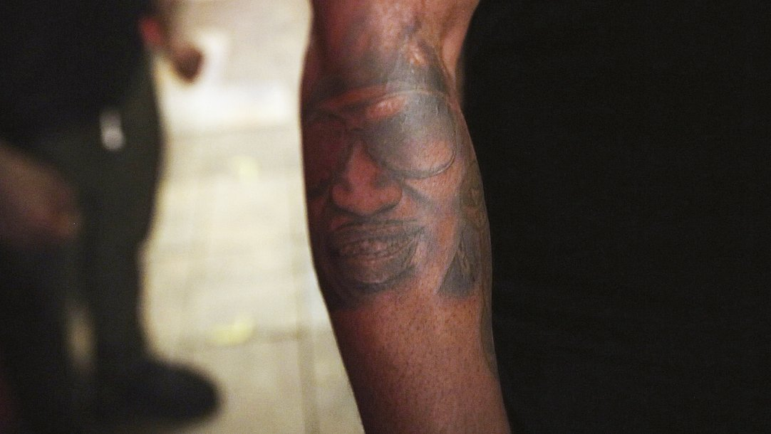 Project Pat Cartoon Tattoo