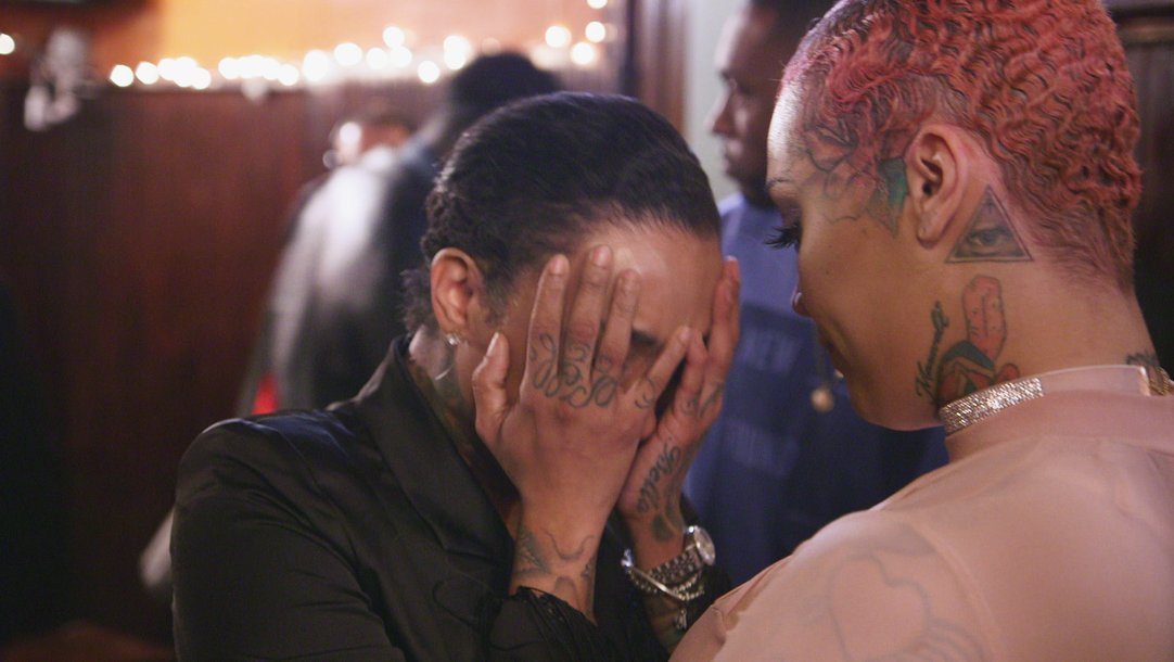 Donna And Sky Hug It Out Black Ink Crew New York Video Clip Vh1