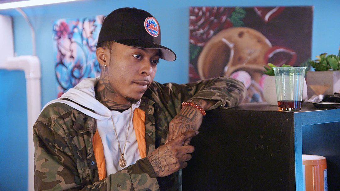 Alex Reveals His True Feelings For Donna Black Ink Crew New York Video Clip Vh1