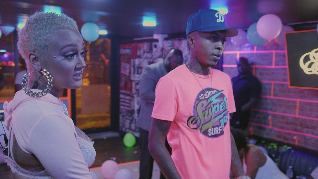 Ceaser Kicks Donna Out Of The Paint Party Black Ink Crew New York Video Clip Vh1
