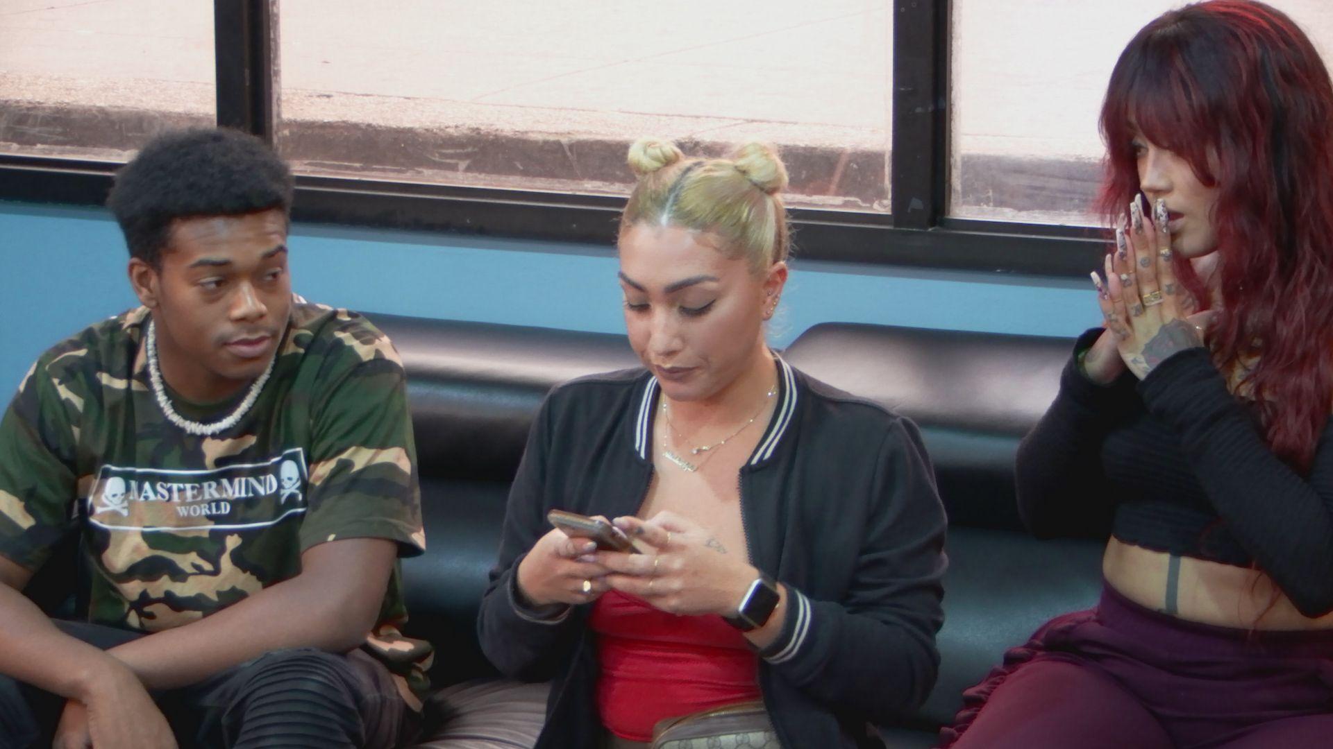 black dating new york