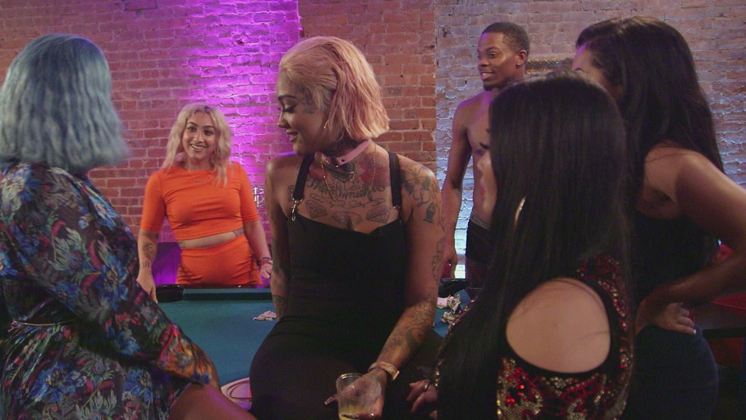 Jadah Finds Out About Teddy And Tati Black Ink Crew New York Video Clip Vh1
