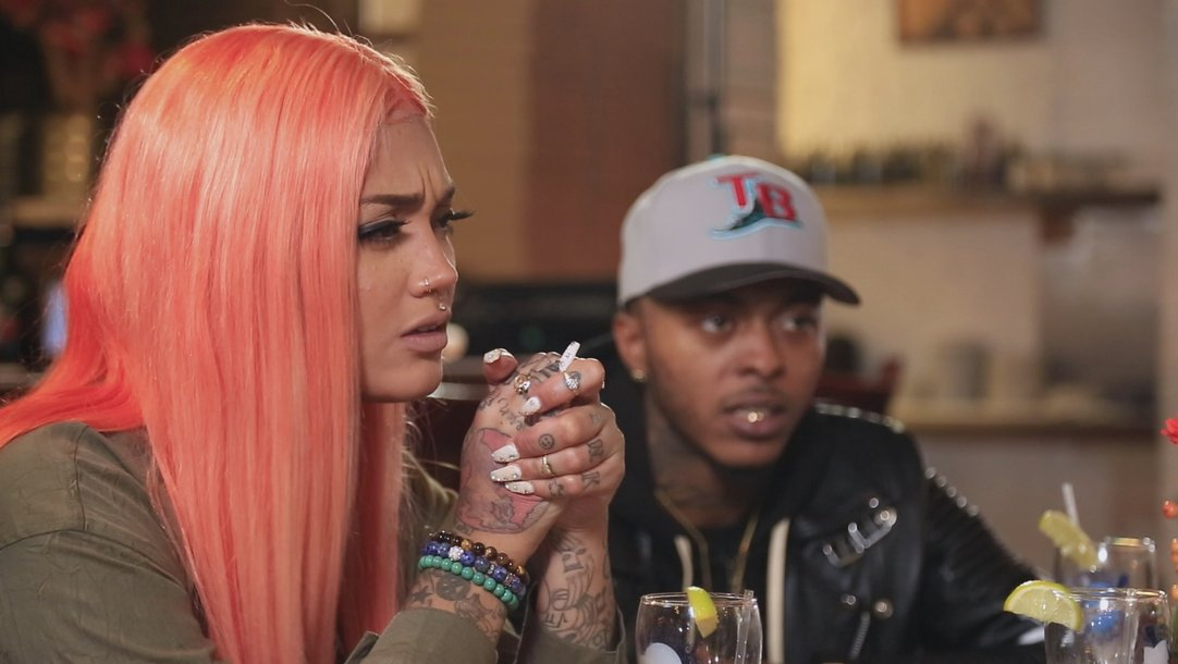 Alex Is Only A Vagina Slayer For Donna Now Black Ink Crew New York Video Clip Vh1