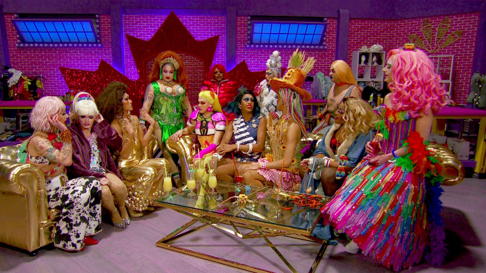 Canada S Drag Race Season 1 Ep 1 Eh Laganza Eh Xtravaganza Full Episode Vh1