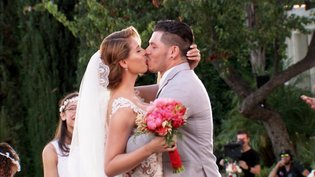 Carmen And Adrian Get Married