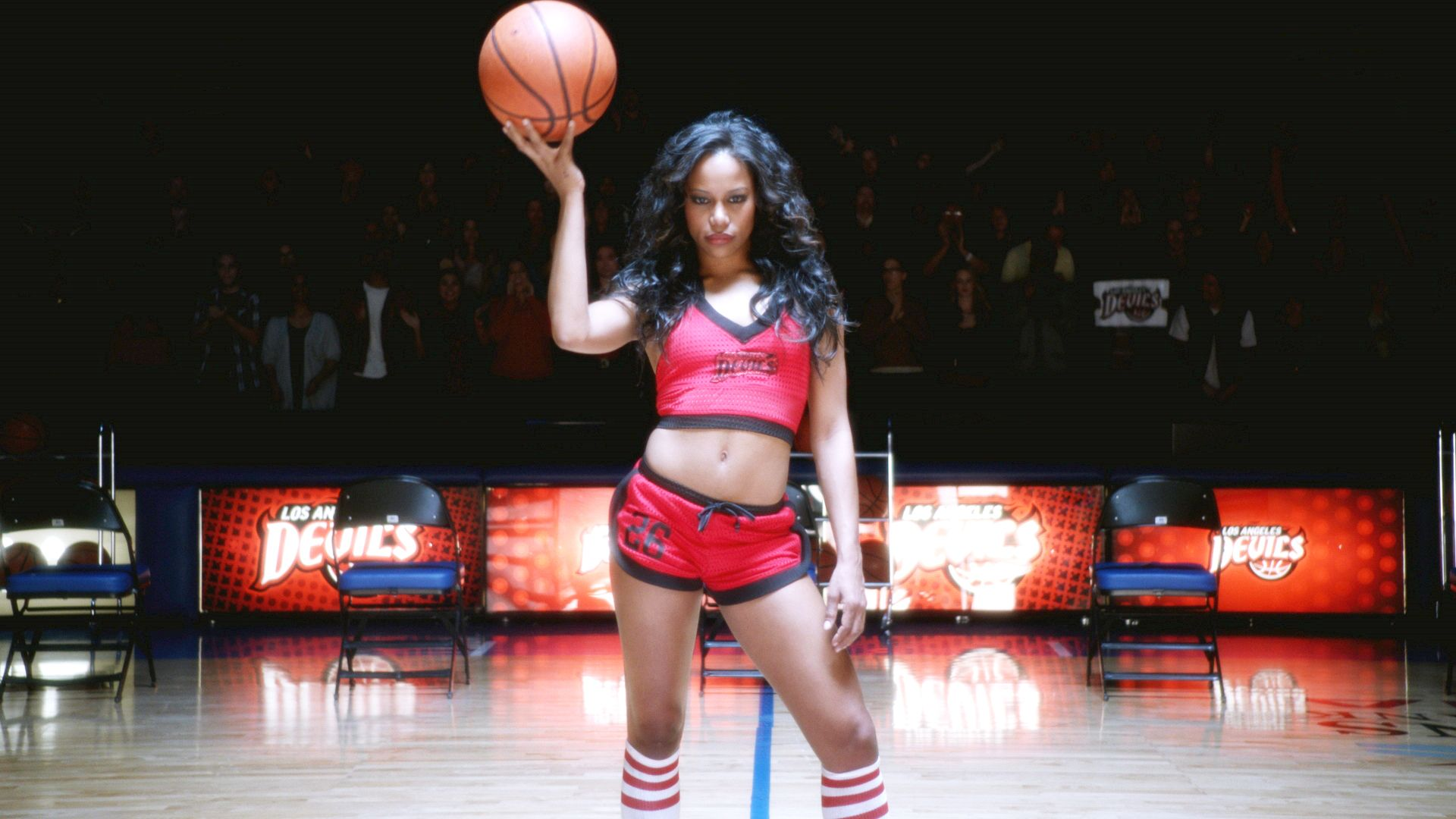 The Devil Girls Perform At The Opening Game Hit The Floor Video