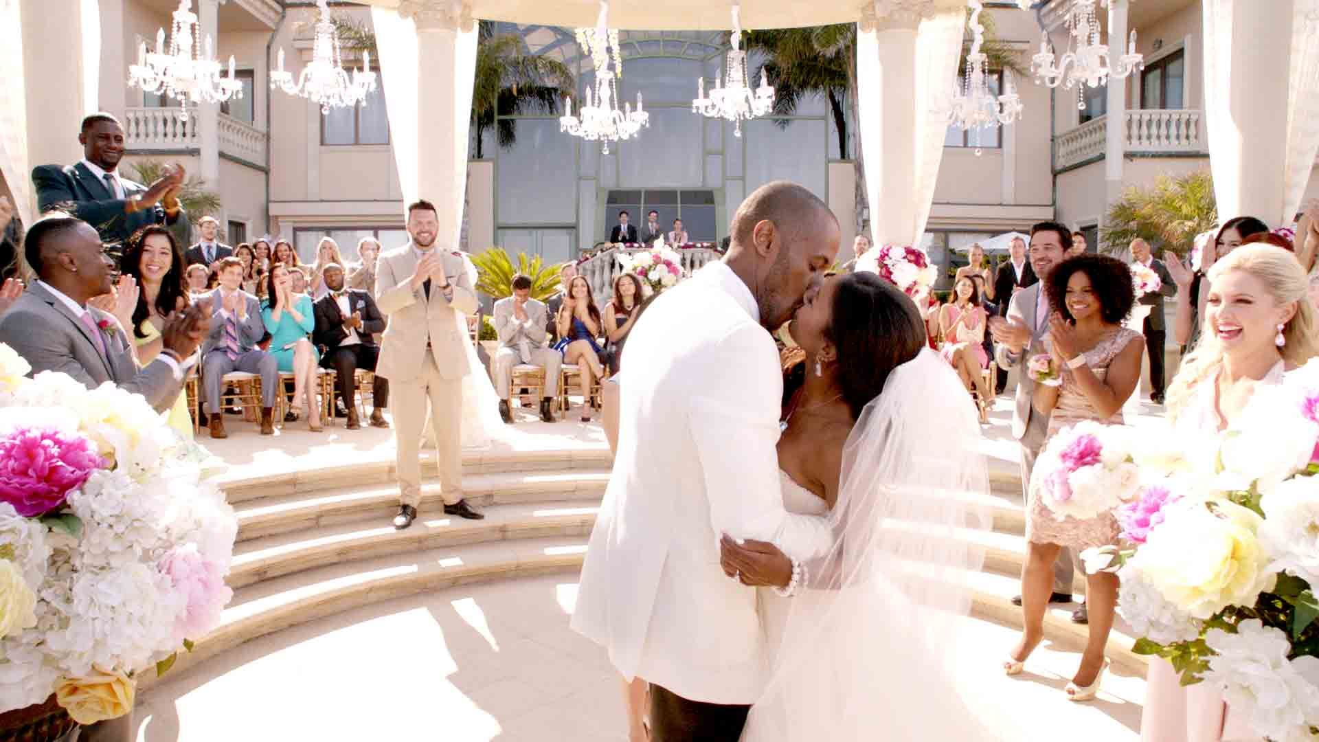 Ahsha And Derek Get Married Hit The Floor Video Clip Vh1