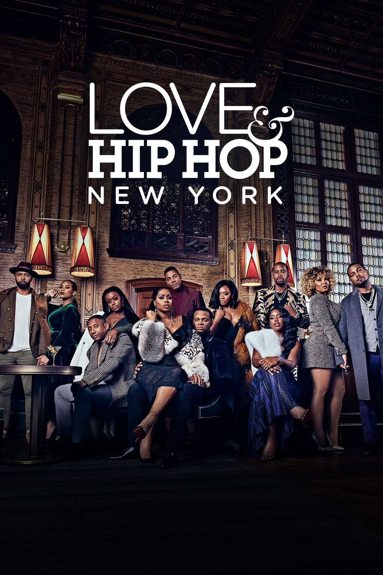 Love & Hip Hop New York TV Series Cast Members | VH1