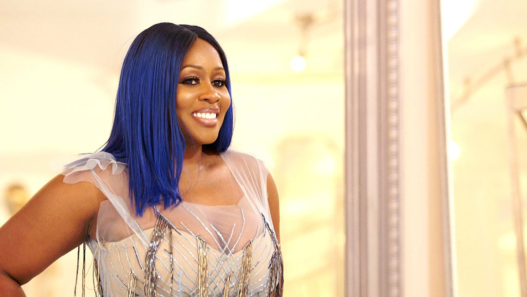 Remy Ma Preps For The BET Awards