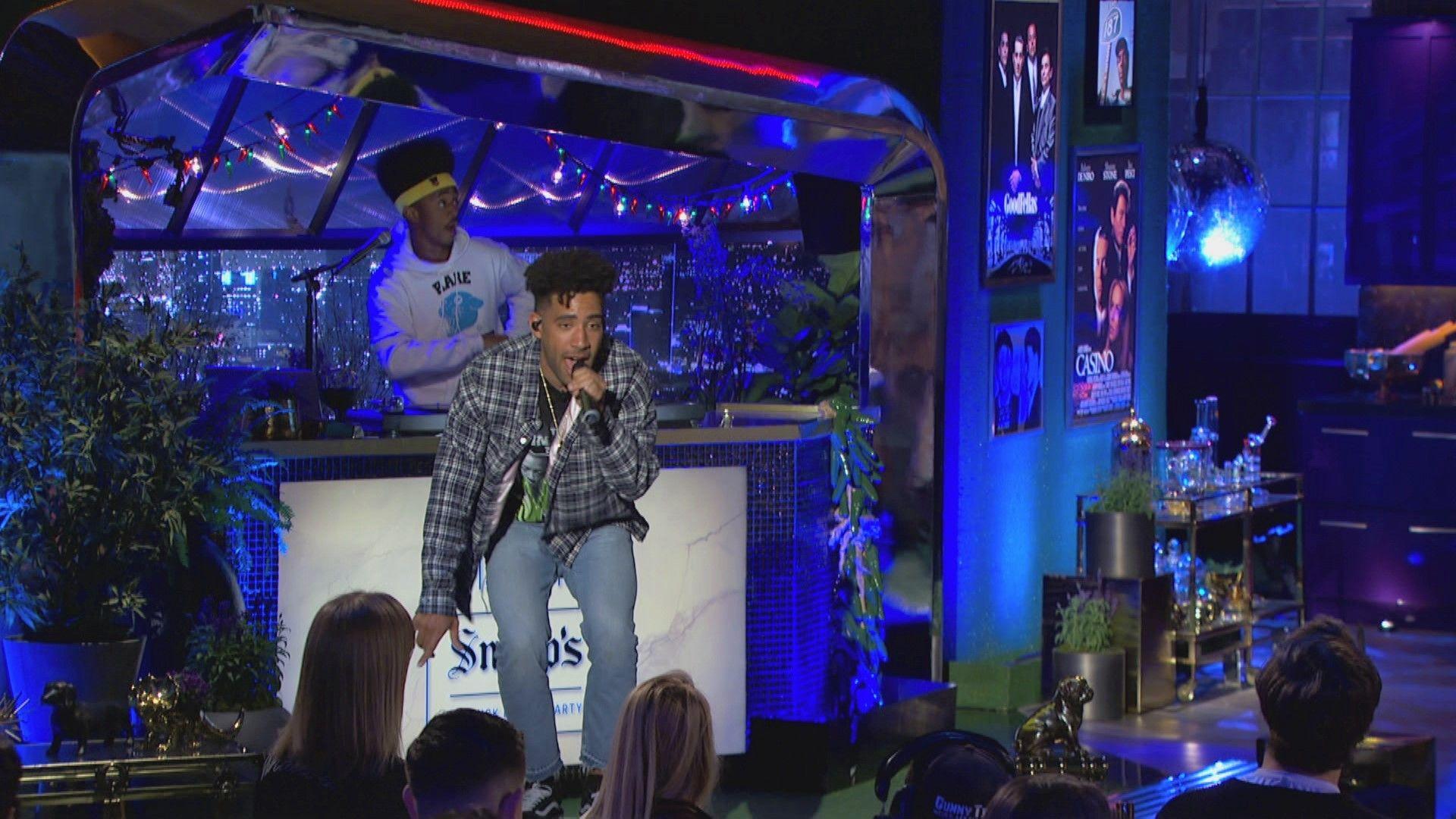 "Kyle - ""iSpy"" - Martha & Snoop's Potluck Party Challenge (Video Clip) | VH1"