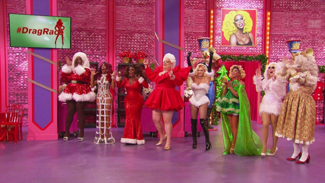 Rupauls Christmas Special.Rupaul S Drag Race Holi Slay Spectacular