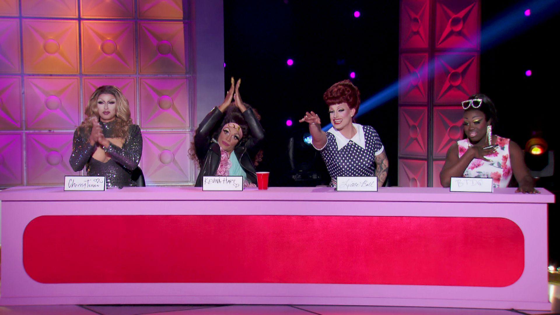 Secret Celebrity Rupaul S Drag Race Season 1 Ep 1 Episode 1 Full Episode Vh1