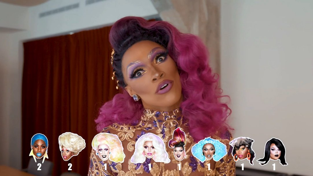 Exclusive The Queens Reveal Their Votes For Miss Congeniality