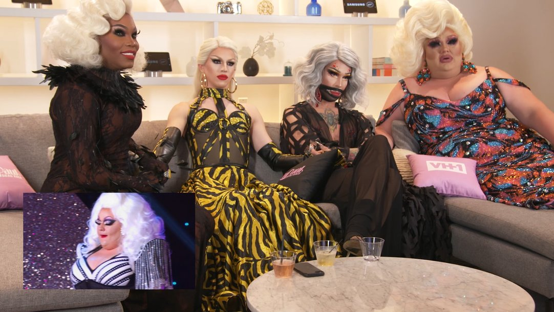 Highlight The Top Four Queens Watch The Finale Rupaul S Drag