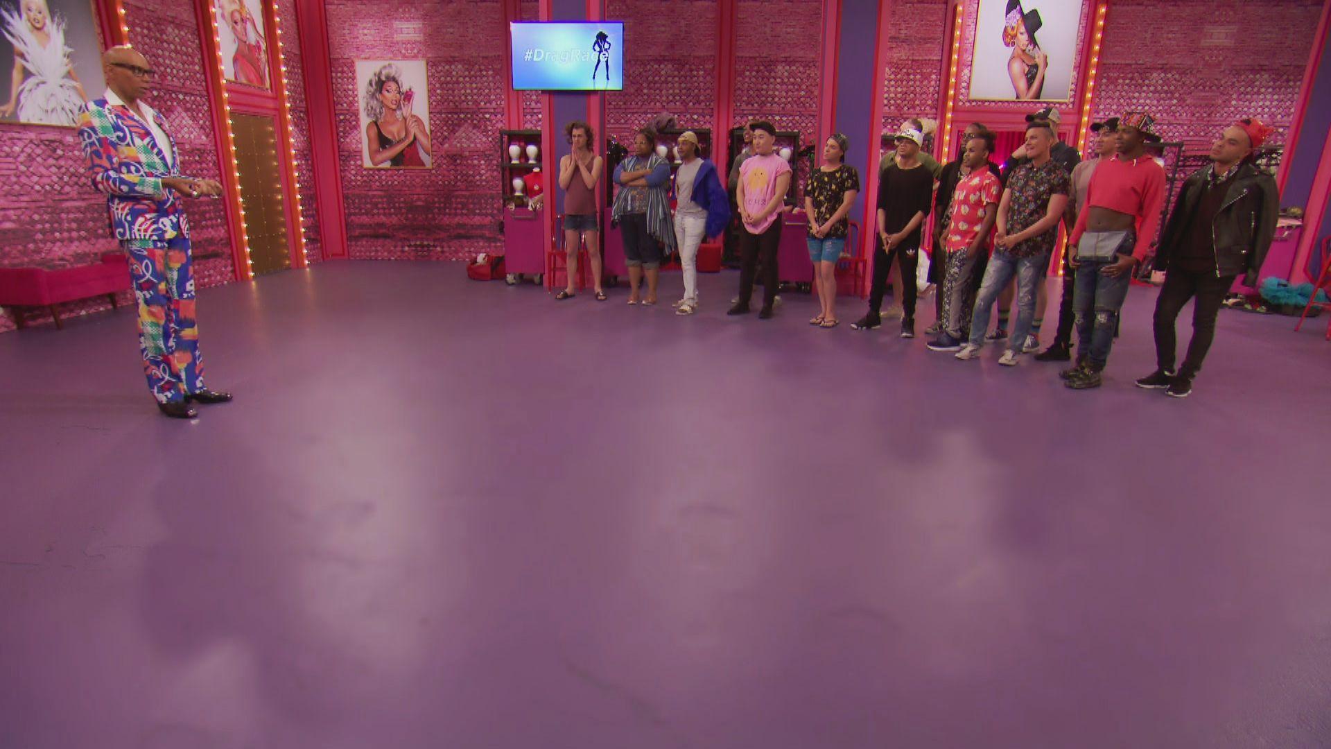 Use Policy >> RuPaul's Drag Race - Season 11, Ep. 1 - Whatcha Unpackin
