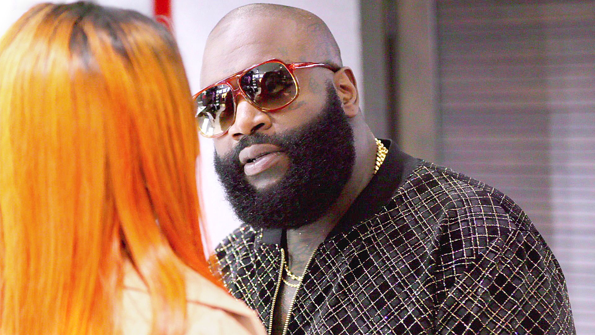 Who is rick ross signed to