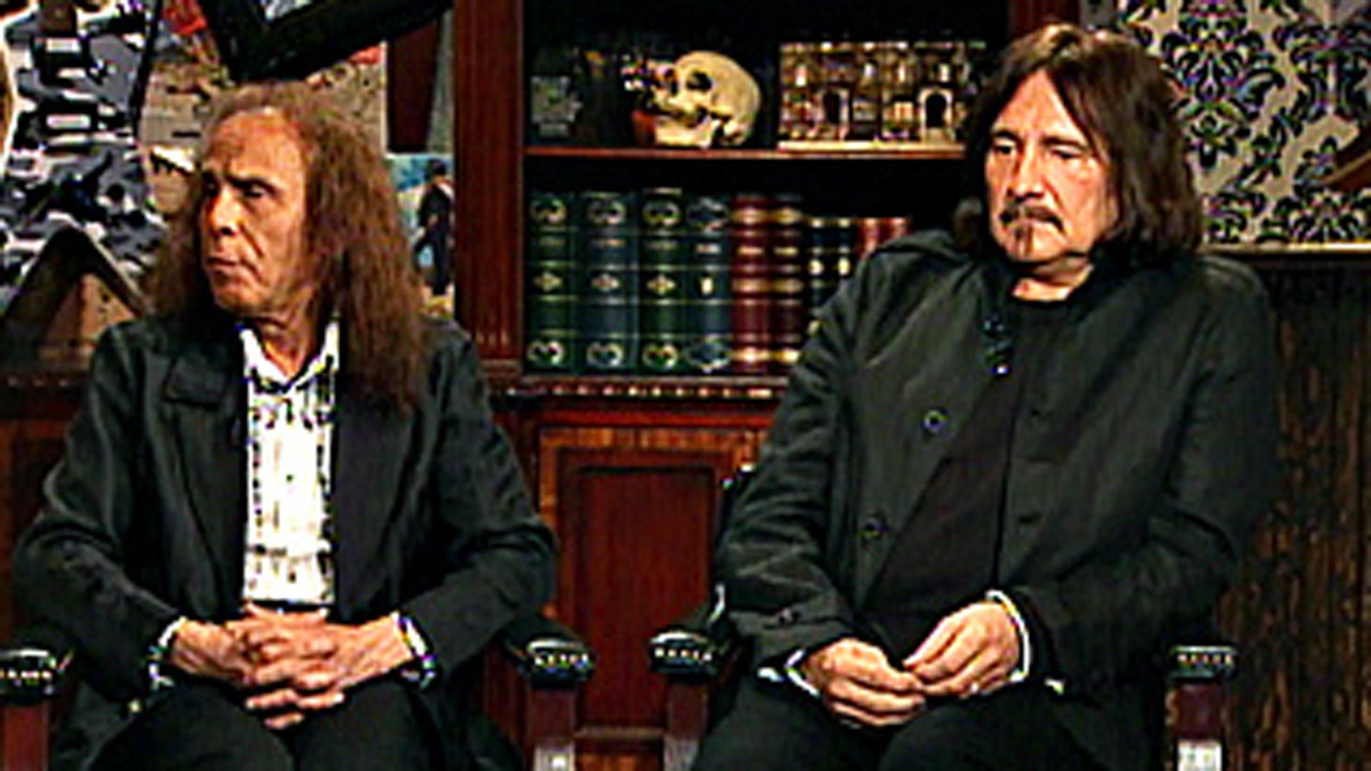 that metal show news full episode s2 e8 ronnie dio and geezer butler vh1. Black Bedroom Furniture Sets. Home Design Ideas