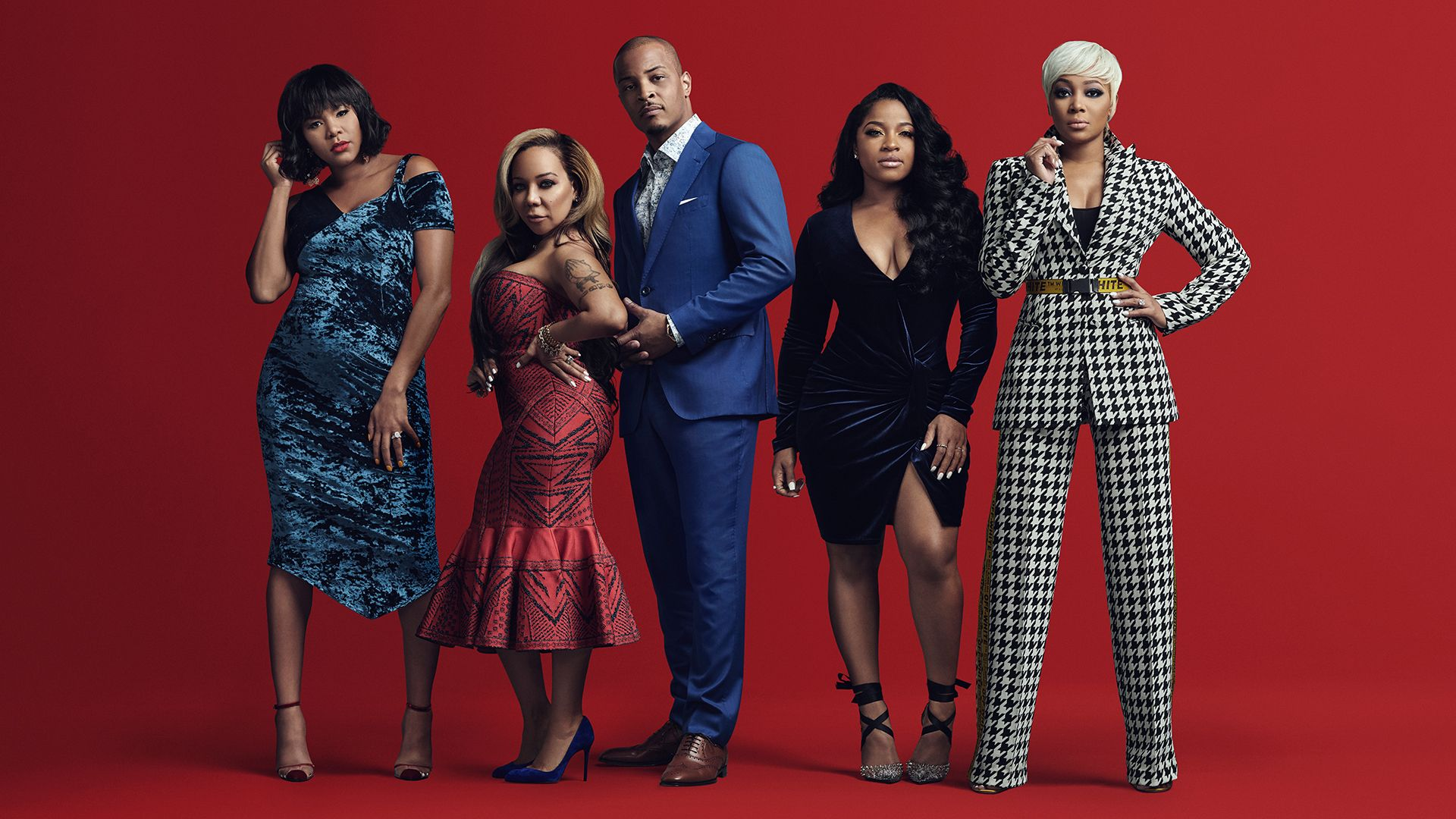 TV Schedule for T I  & Tiny: Friends & Family Hustle   VH1