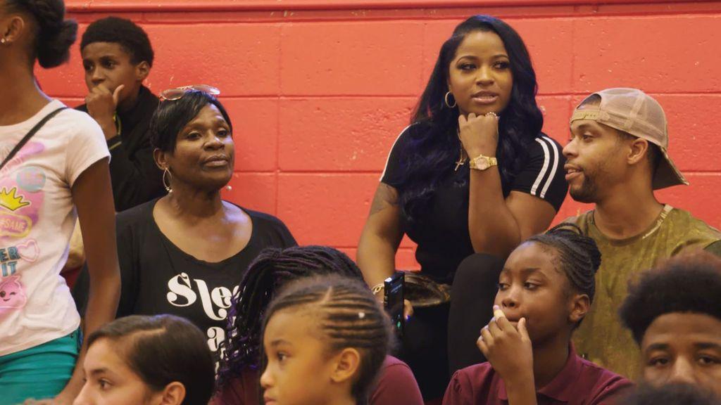 Meet the Parents: Toya Finally Meets YFN Lucci - VH1 News