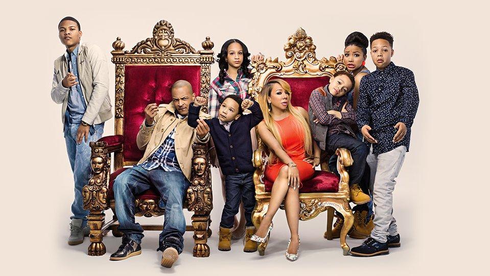 T I  & Tiny: The Family Hustle | Season 6 Episodes (TV Series) | VH1
