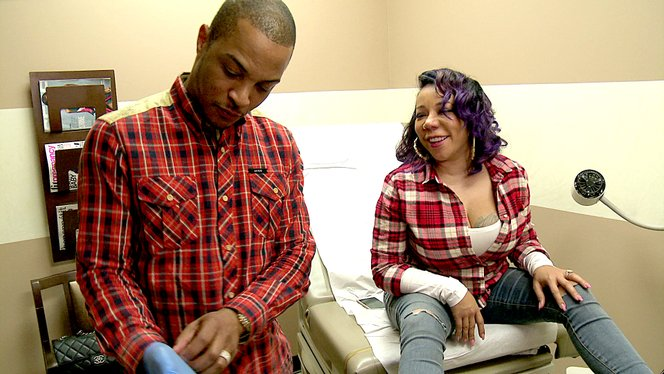 ti and tiny see their new baby for the first time ti tiny the family hustle video clip vh1 - Tiny Pictures