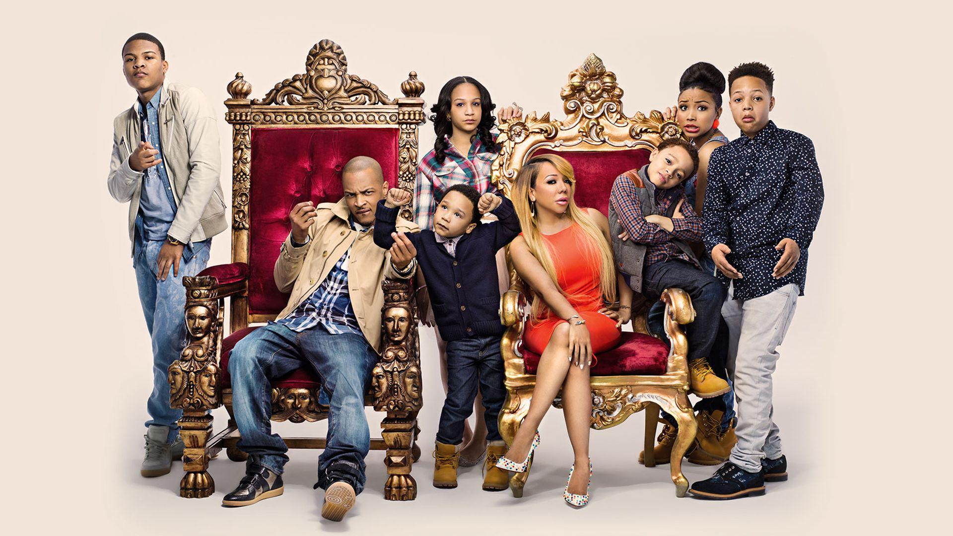 t i tiny the family hustle season 6 episodes tv series vh1