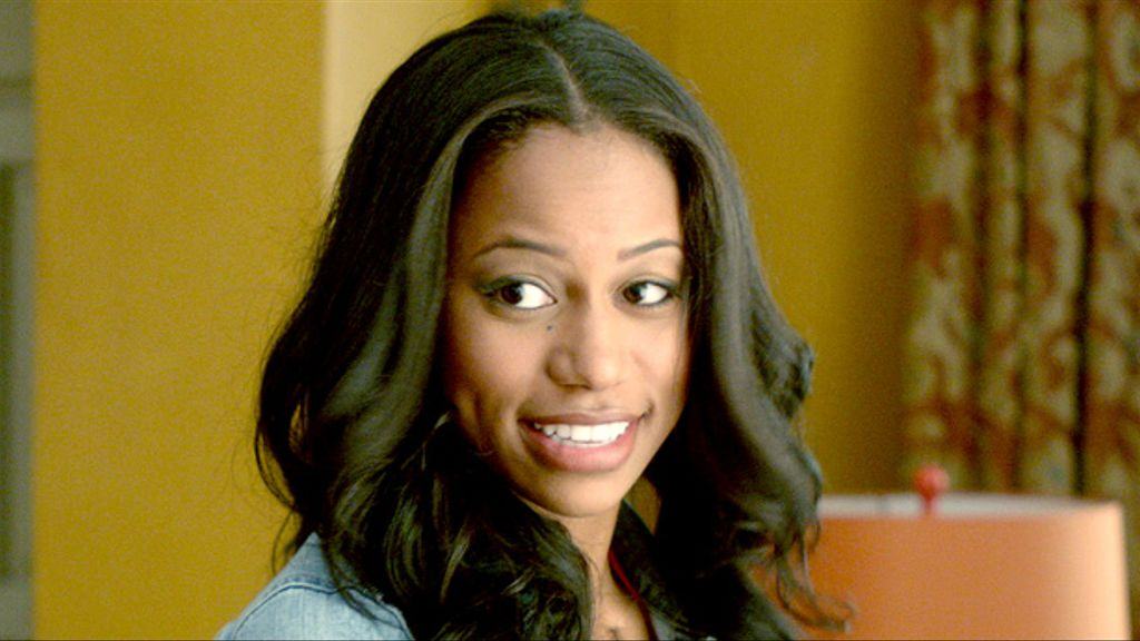 Interview Taylour Paige Plays Ahsha Hayes Hit The Floor Video