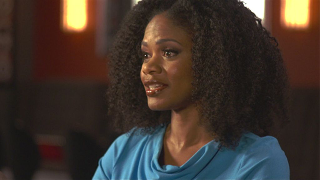 Interview Kimberly Elise Plays Sloane Hayes Hit The Floor