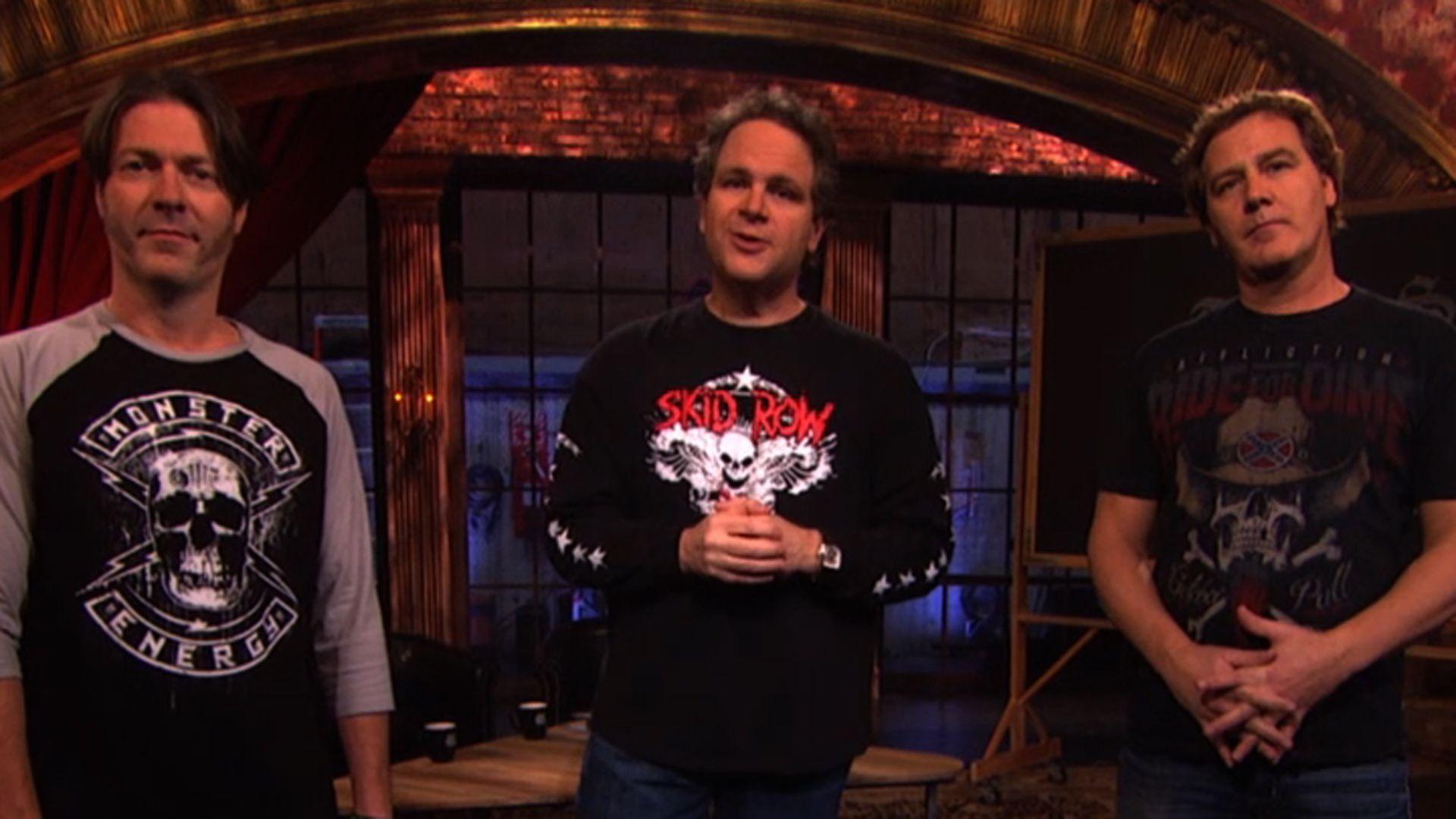 M Shadows That Metal Show That Metal Show - Seas...