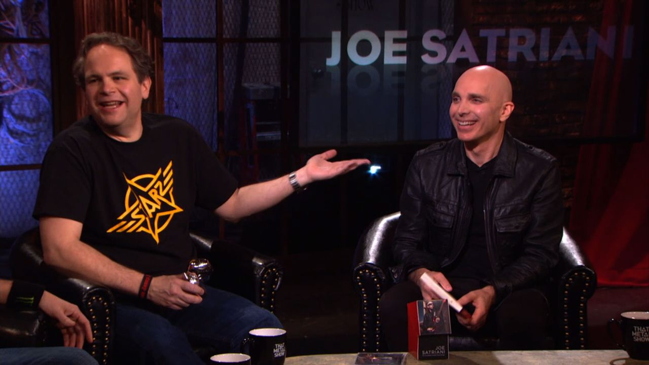 Joe Satriani/Jim Breuer/Artie Lange