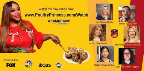 Hottie From Flavor of Love Has Her Own Chicken Cooking Show - VH1 News