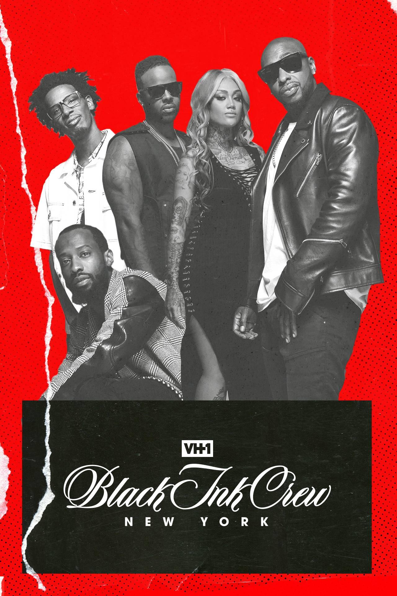 Crew full ink episodes black Pluto TV