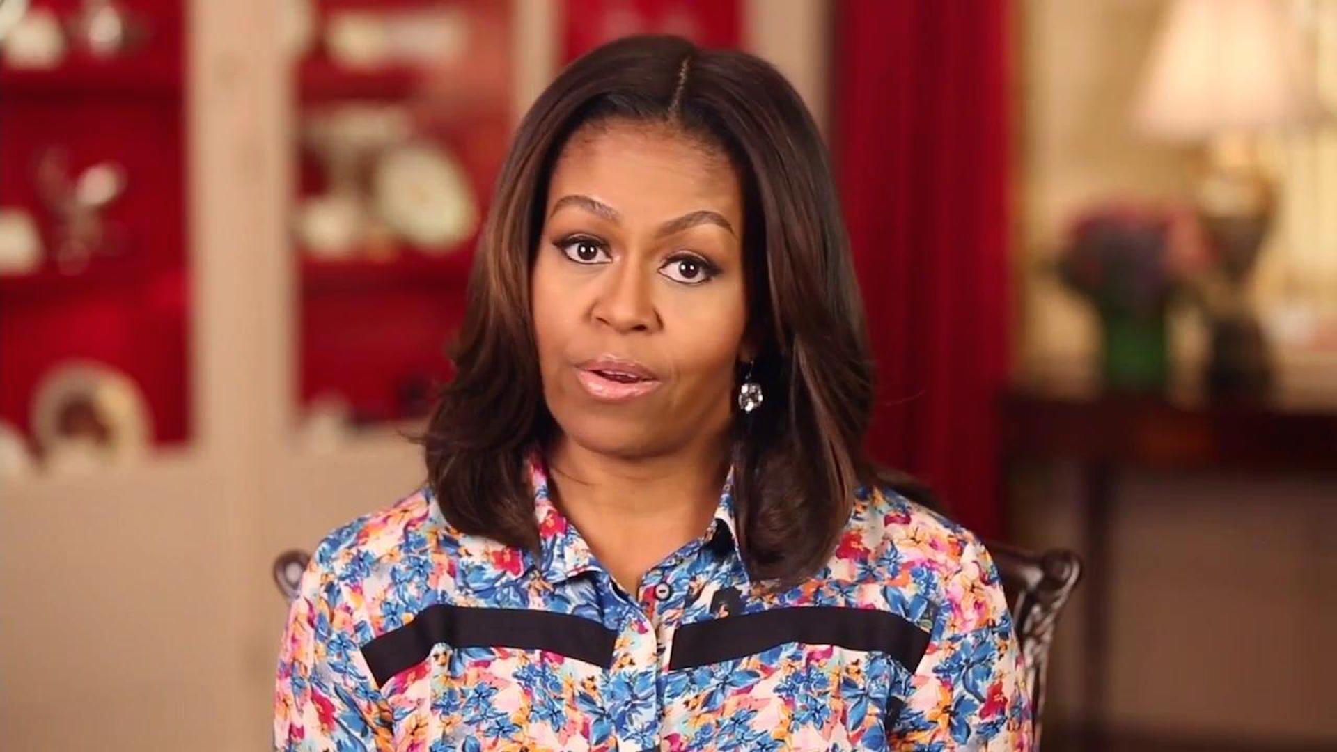 michelle obama honors missy elliott + queen latifah - video clip