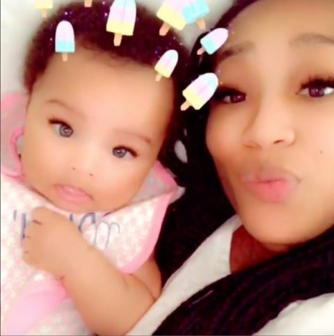 Jessica Dime's Adorable Baby Blessing Briel is Stealing